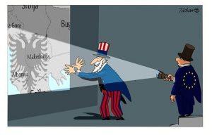 КАК США РЕАЛИЗУЮТ ПРОЕКТ «ВЕЛИКАЯ АЛБАНИЯ»