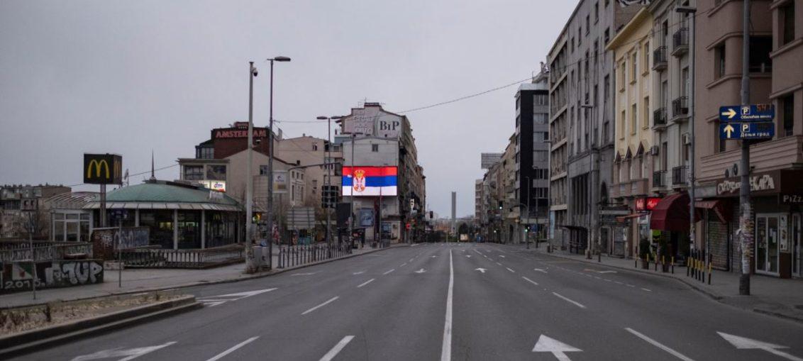 Covid-19 коменданский час могут ввести в Сербии