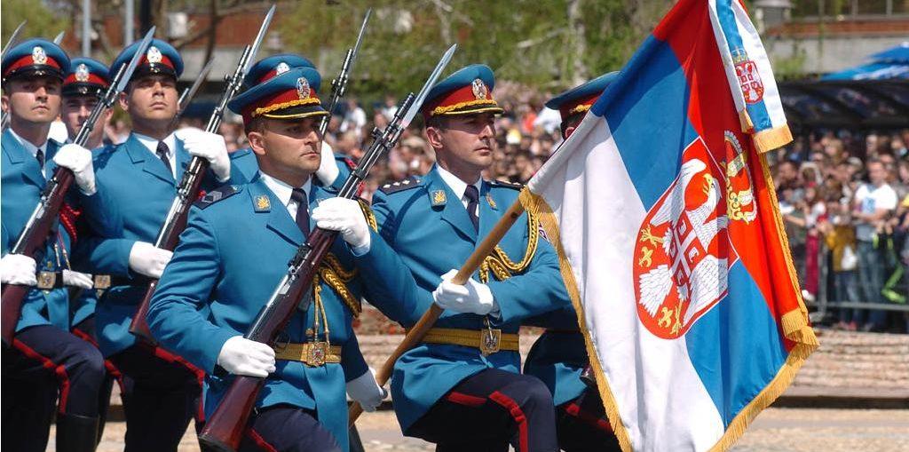 Сербы приедут на парад Победы