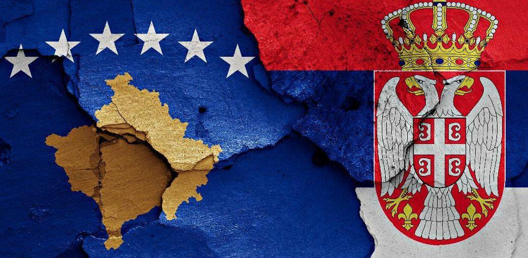 Встреча Сербии и Косово