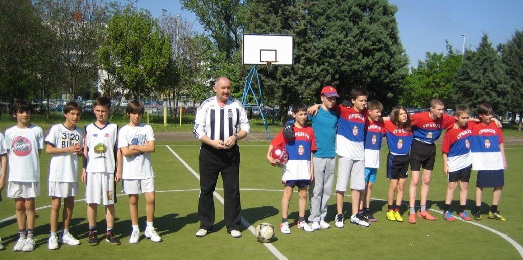 Формат обучения в школах Сербии