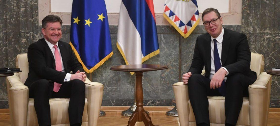 Вучич и Лайчак искали компромисс по Косово