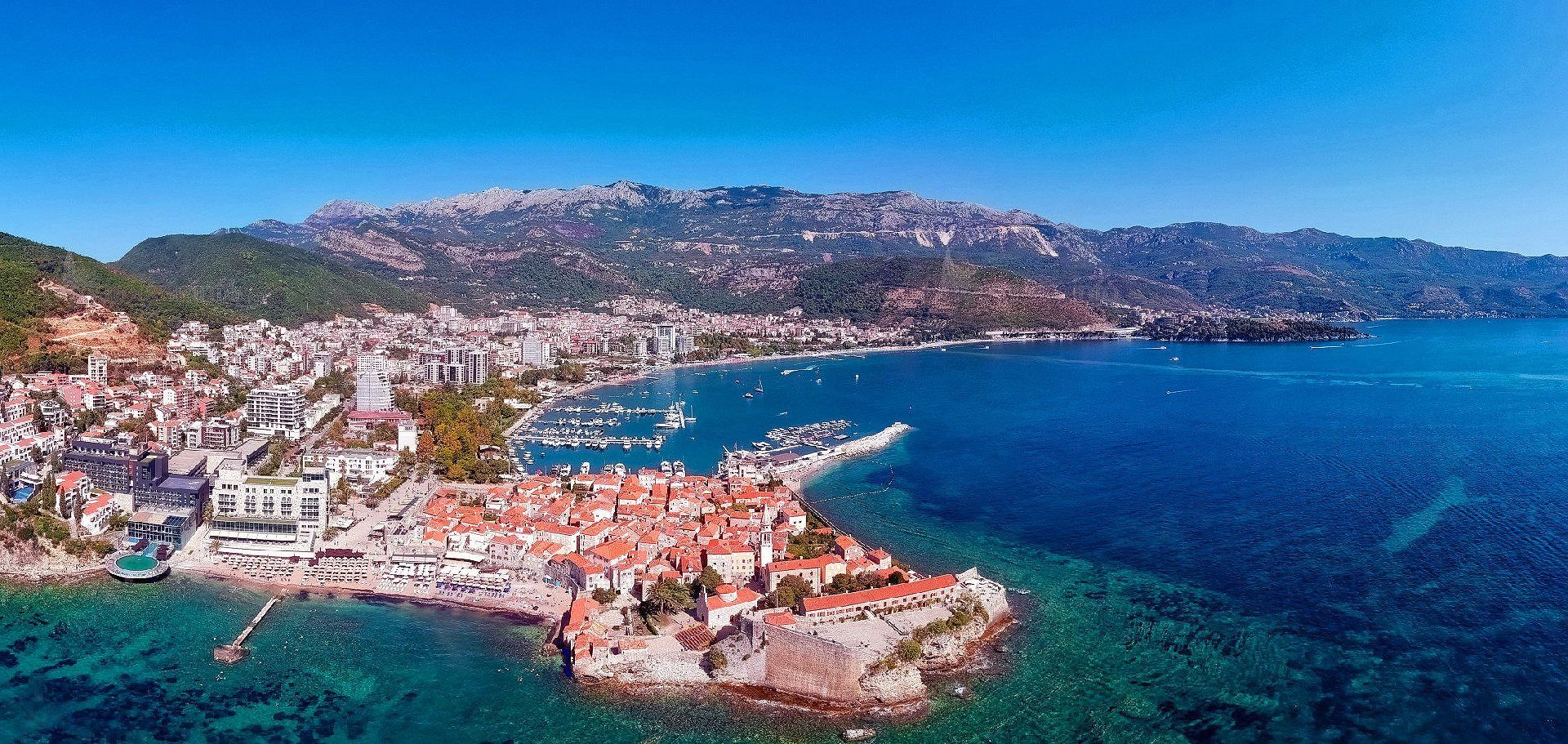 Туризм в Черногории