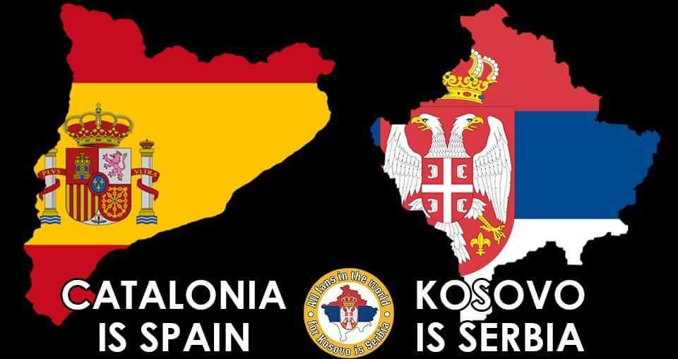 Испания: Косово это Сербия!
