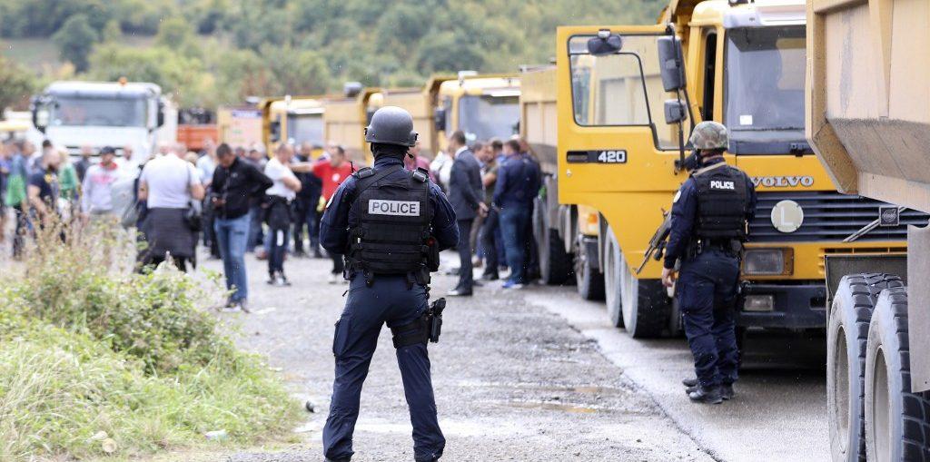 Конфликт в Косово углубляется