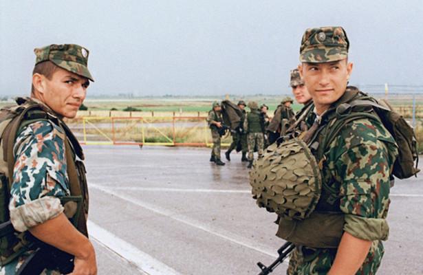 Приштинский бросок в воспоминаниях очевидцев!