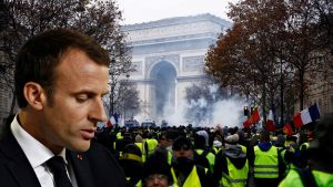 Приезд Макрона - доказательство интереса Франции