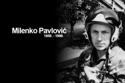 Аэродром Сербии назван в честь полковника Миленко Павловича