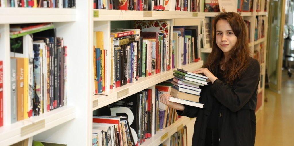 Сбор книг