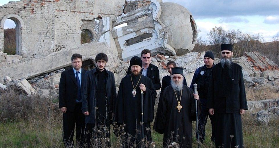 ЮНЕСКО должно защитить сербские монастыри