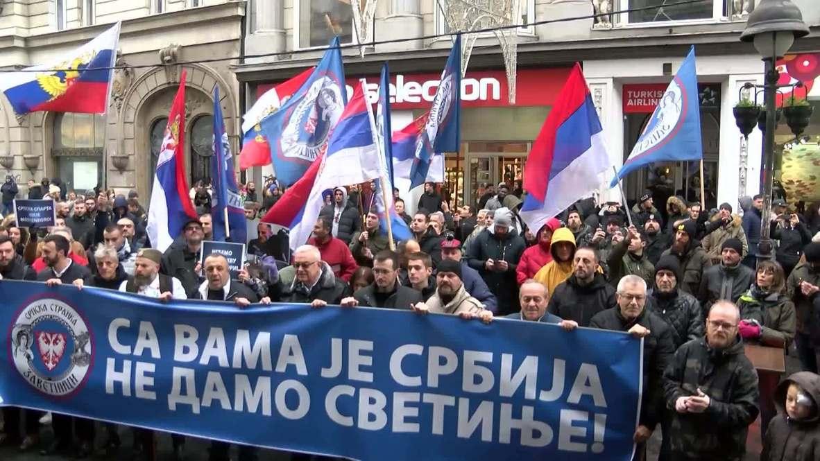 Сербия планирует защитить СПЦ в Черногории