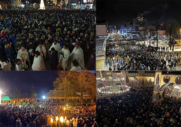 Напряжение в Черногории не спадает
